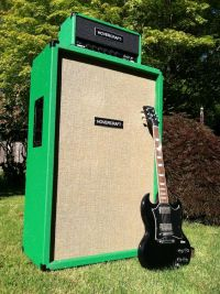 Gibson sg, Speakers and Cabinets on Pinterest
