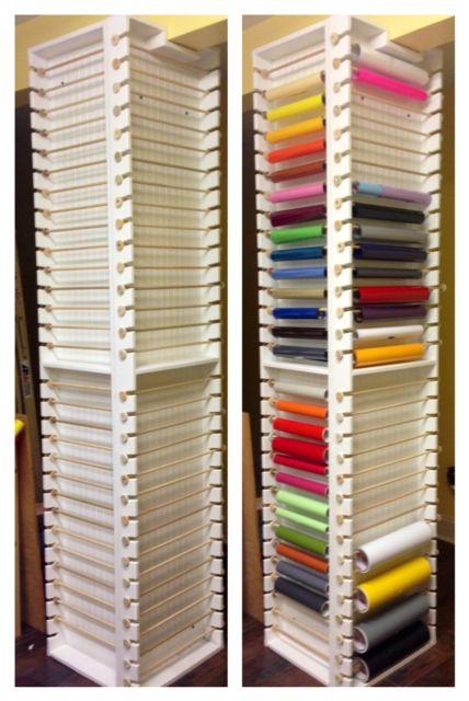 Vinyl Storage Ideas The Vinyl Cut