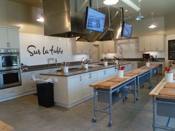 Take a few legit cooking classes  Crossed off the list