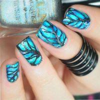 Nail art 2017 | NAILS!!! | Pinterest | Nail art, Winter ...