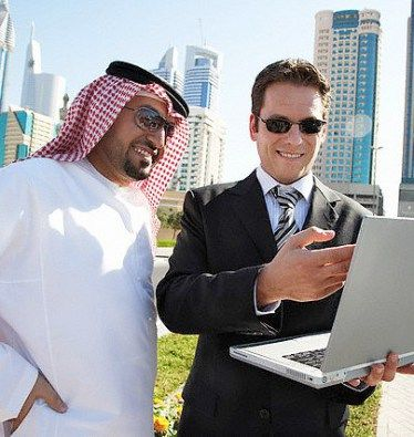 Image result for business relationships in arab