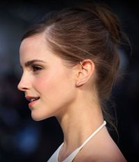 Emma Waston loves her ear cuffs (we do too!). From the ...