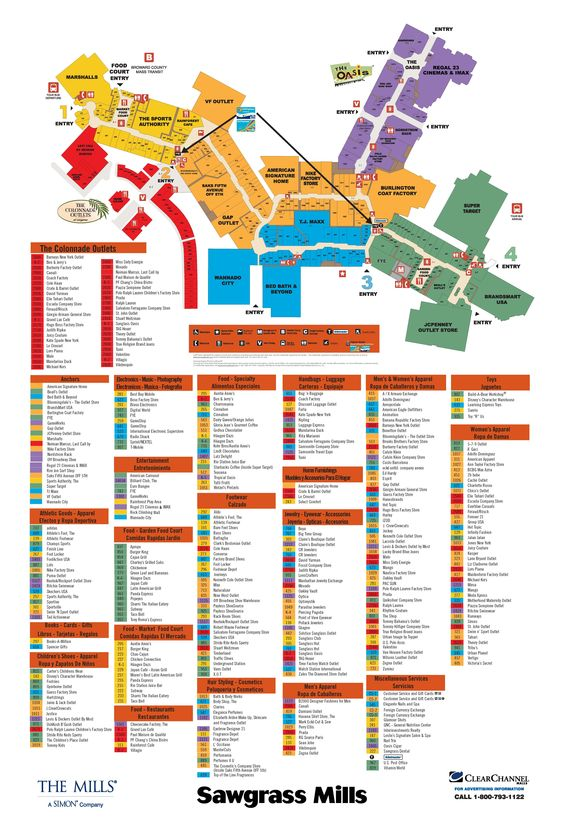 Sawgrass Mills - Official MapQuest - Maps, Driving