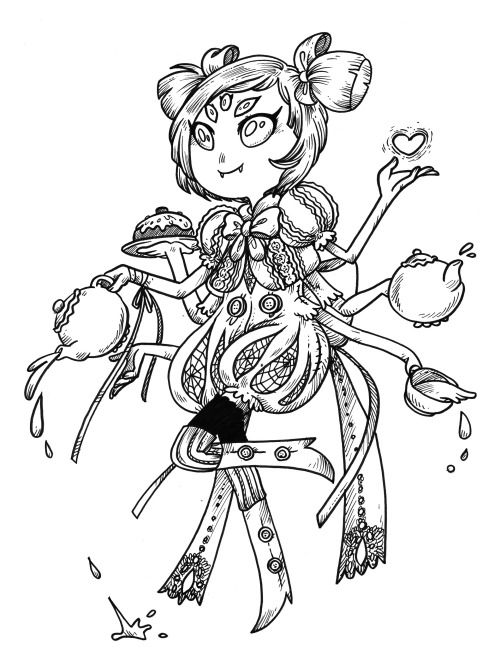 Tumblr Miss Muffet