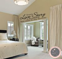 Bedroom Decor - Bedroom Wall Decal - Master Bedroom Wall ...