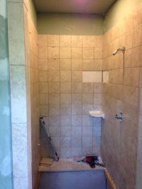 Ceramic Tile Shower 6x6's | Tile Projects | Pinterest ...