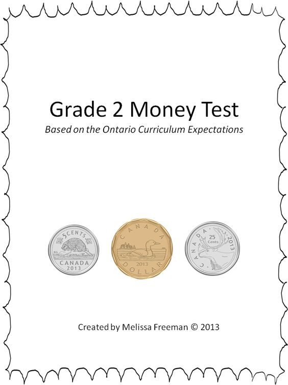 Ontario, Coins and Assessment on Pinterest