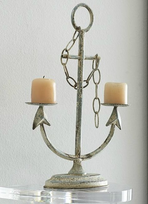 Candle holders, Winter sale and Anchors on Pinterest