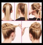 step easy hair style tutorials