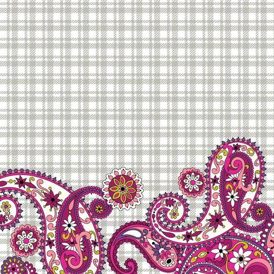 Make Your Own Monogram Iphone Wallpaper Vera Bradley Paisley And Plaid On Pinterest