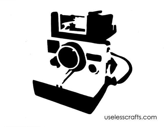 screen print idea--love me some black and white hard