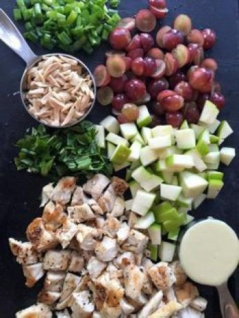 21 Day Fix Chicken Salad Recipe: