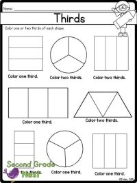 Fractions Of A Set Worksheets Super Teacher - 1000 images ...