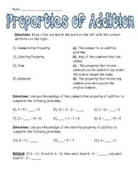 Associative Property Of Multiplication Worksheets 4th ...