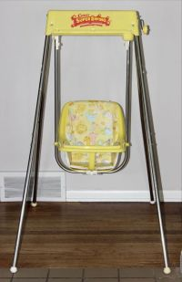Vintage CENTURY Baby Swing Wind Up EXCELLENT | Swings ...