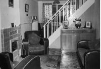 1940s, British and Living rooms on Pinterest