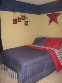 Plays, Americana bedroom and Decorating ideas on Pinterest