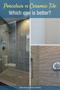 Porcelain vs Ceramic Tile: Which One Is Better | Ceramics ...