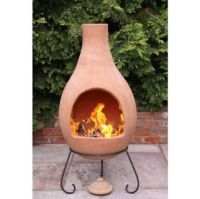 Chiminea Planet: Clay chiminea outdoor fireplaces ...