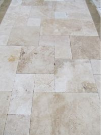 Ivory Travertine Pavers-Home and Garden Design Ideas ...