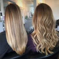 Alexa's perfect colormelt using Goldwell Elumenated ...