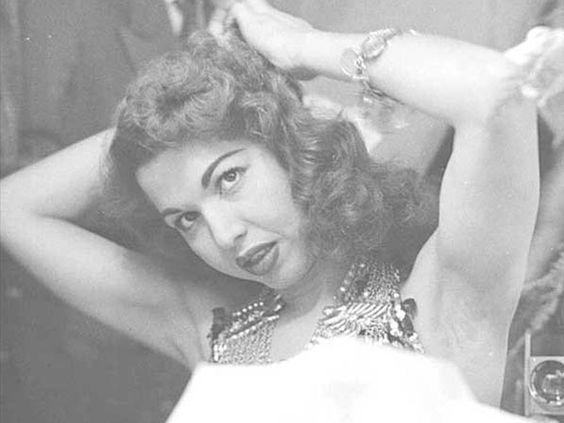 Samia Gamal: