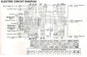 49cc Chinese Scooter problems: Scooter Wiring Diagram