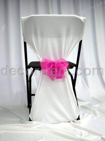 chair covers for folding chairs rent cover hire scotland diy | how to make no sew slipcovers ehow ...