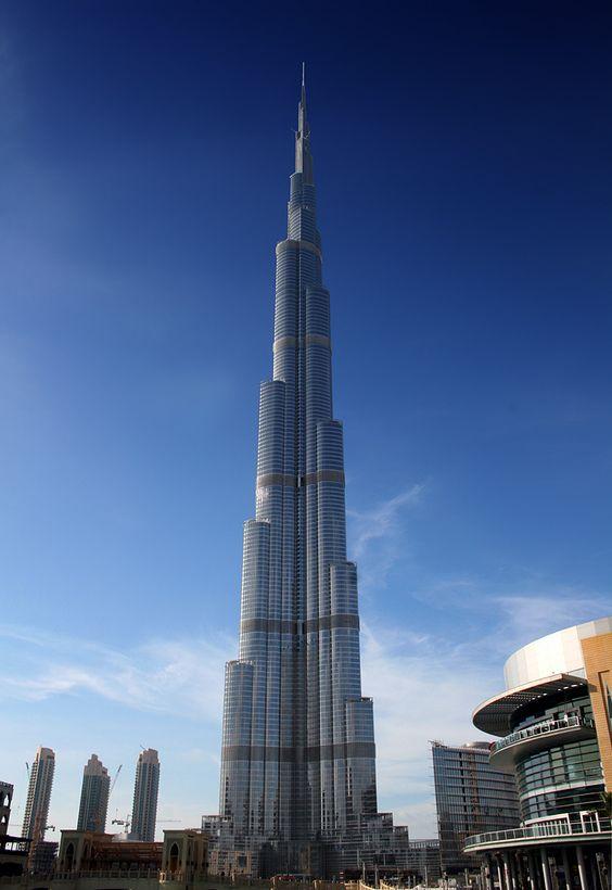 Burj al khalifa tower project