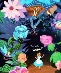Wonderland, Mobiles and Mary blair on Pinterest