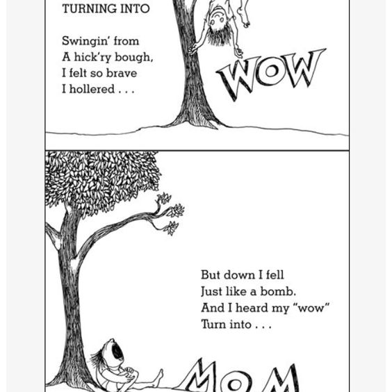 Shel silverstein, Silverstein and Happy mothers day on