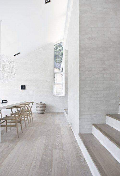 Design: Floors (Fredensborg House BY Norm Architects):