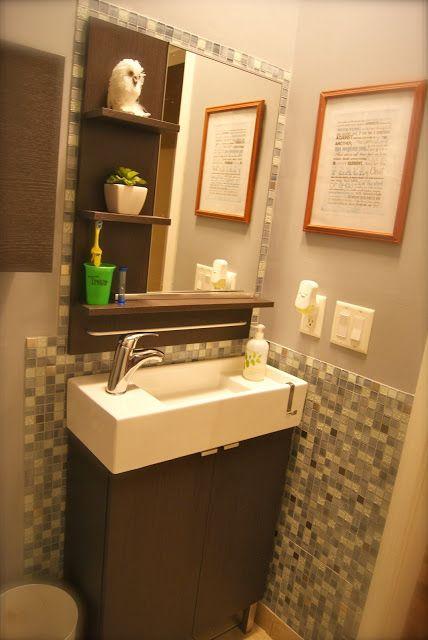 Ikea Bathroom ReModel on a Budget by Julia Kendrickcom