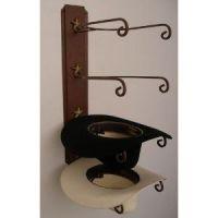 Cowboy Hat Holder STAR | Closet ideas | Pinterest ...