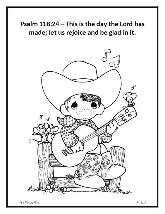 Bible Memory Verse Coloring Sheet Photo Compliments Of Google Image