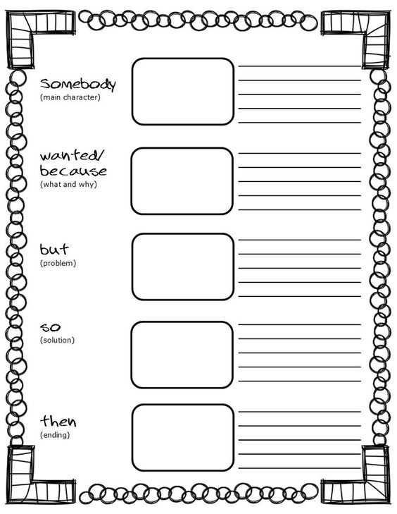Free Printable Somebody-Wanted-But-So-Then Graphic