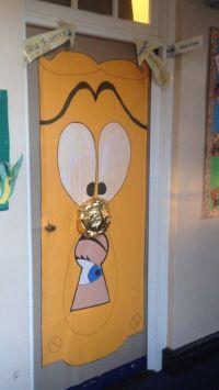 Alice in Wonderland door | Edumacation | Pinterest | Doors ...