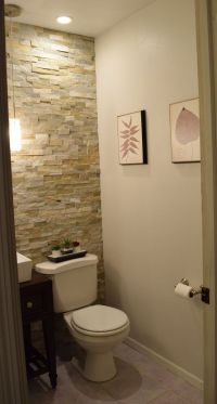 Half Bath Renovation | Toilets, Bath and Read more