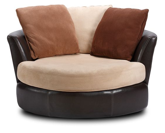 Big daddy Chairs and Swivel chair on Pinterest