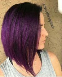 Red Hair Versus Purple Hair Please Read The Description ...