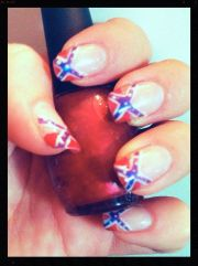 nail art manicures and country