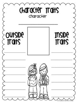 Character trait on Pinterest