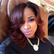 color & cut toya wright hot hair