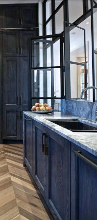 Dark Stained Wood Cabinets | www.imgkid.com - The Image ...