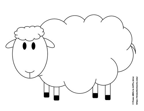 Try Counting Sheep: Printable Counting Activity for