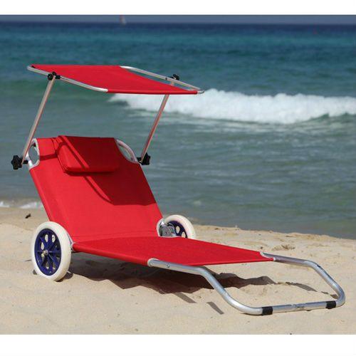 beach chair with sun canopyfolding beach chair with wheel