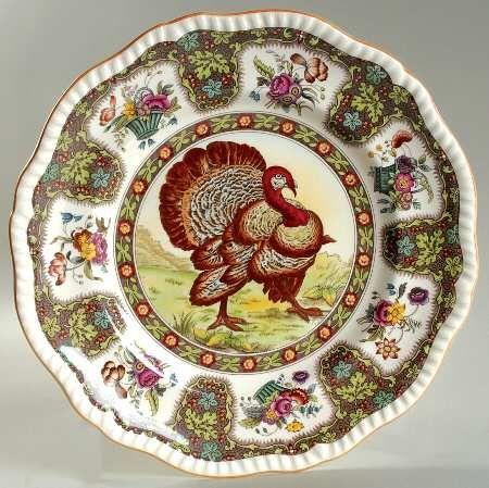 Spode Thanksgiving