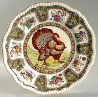 Spode Thanksgiving