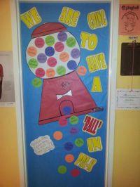 Classroom door decor | School Ideas | Pinterest | We ...