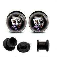 Acrylic Piercing Ear Plug, UV tunnel ear plugs,ear plugs ...